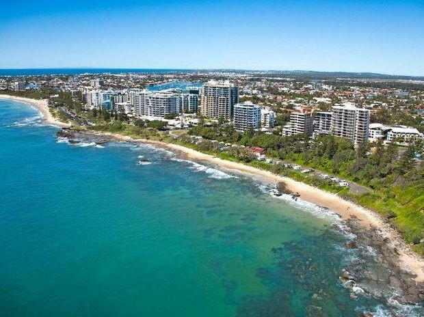 Mooloolaba Beachfront